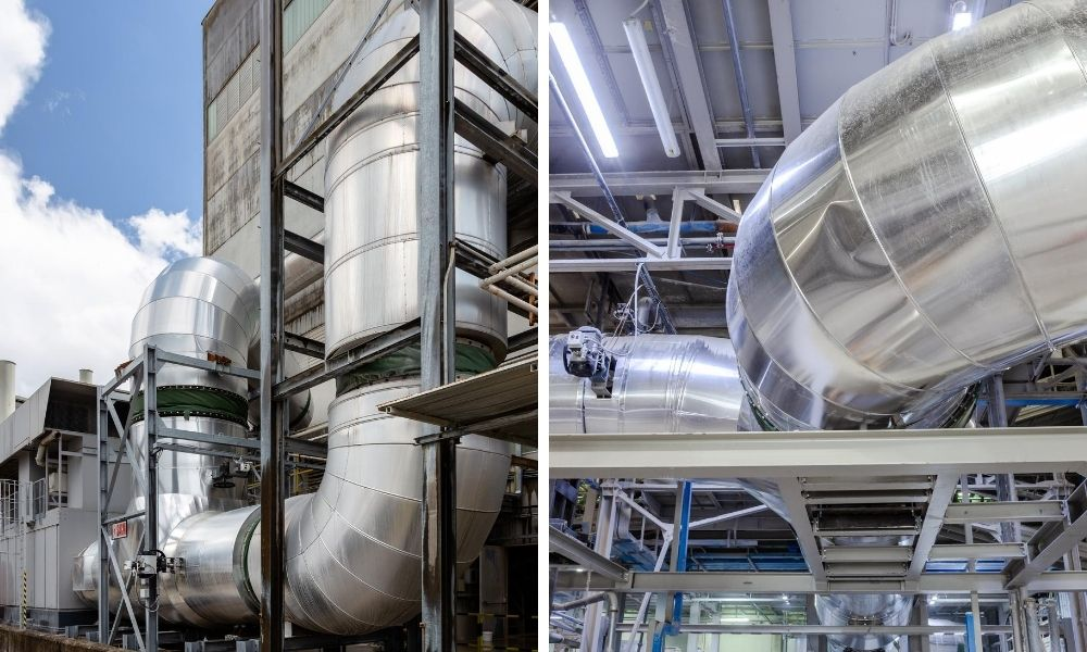 ENERGY EFFICIENCY AND COGENERATION FOR CERAMICHE PIEMME