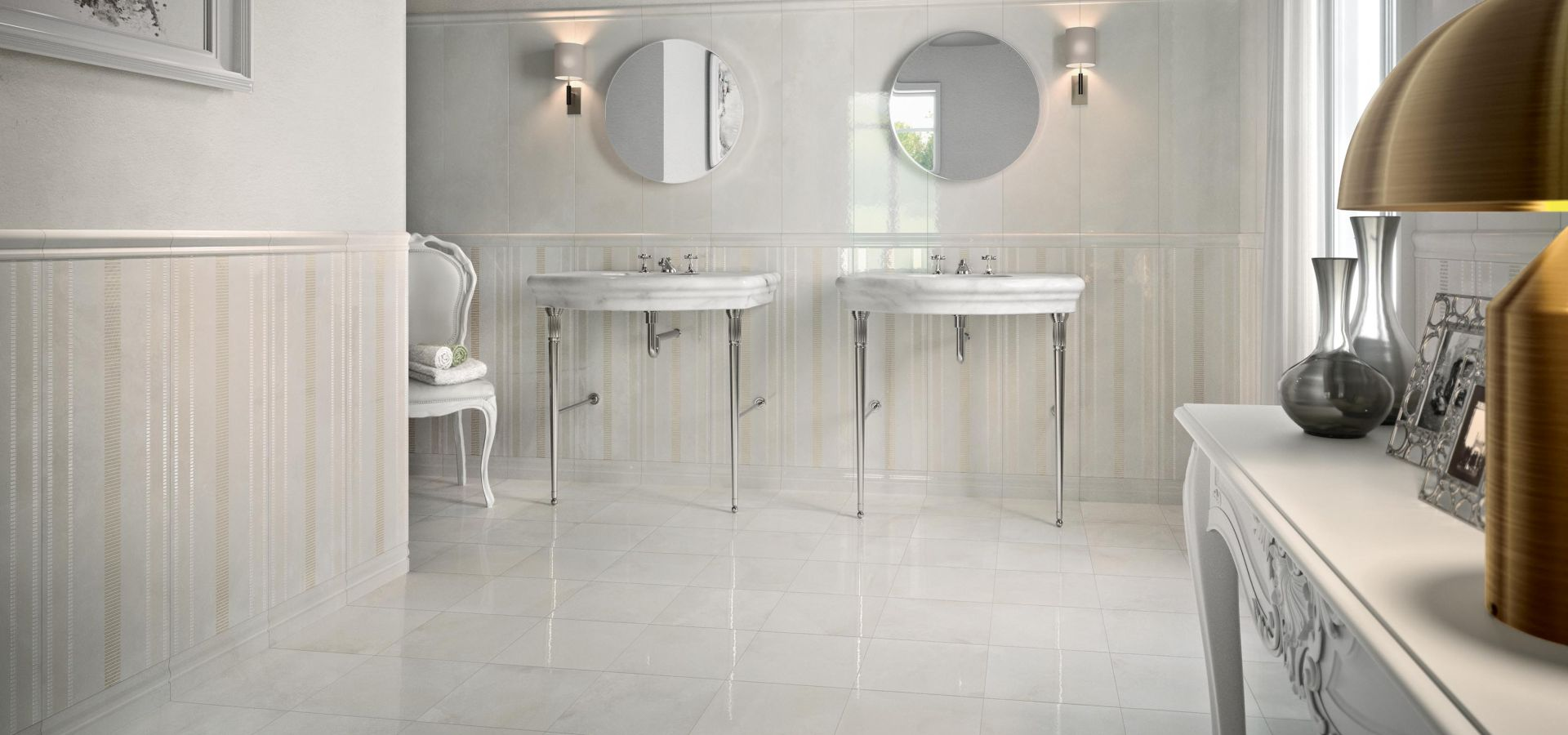 Crystal Marble Valentino By Ceramiche Piemme