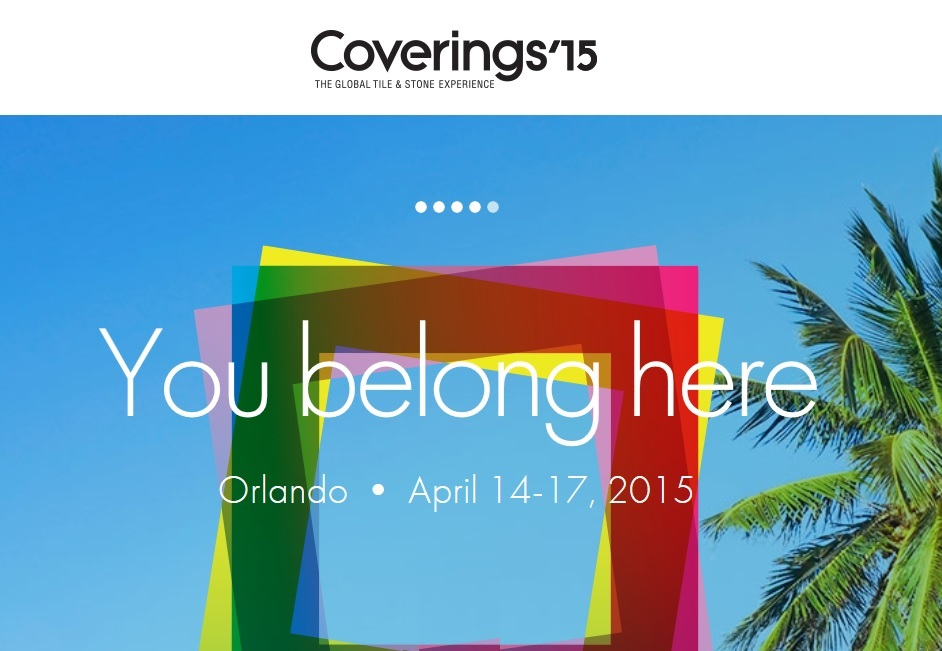 Ceramiche Piemme at Coverings in Orlando, 4/7 April 2017