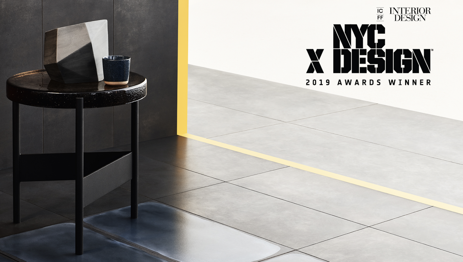 CERAMICHE PIEMME WON BEST HARD FLOORING PRODUCT - NYCxDESIGN 2019